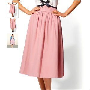 NWT Pink High Waist Skirt